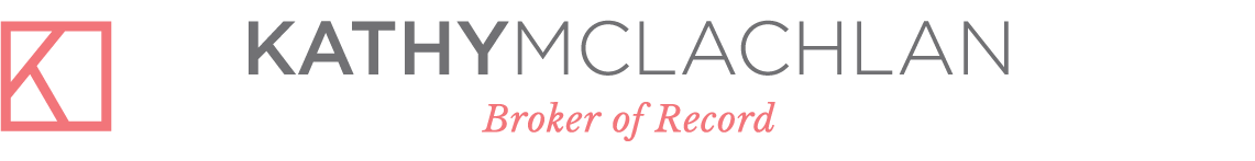 KATHY MCLACHLAN - Broker of Record